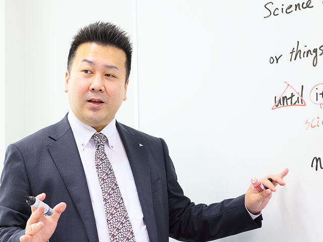 遠藤 衆史郎 [英語]